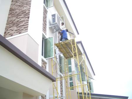Air-con Installation For Residential Homes
