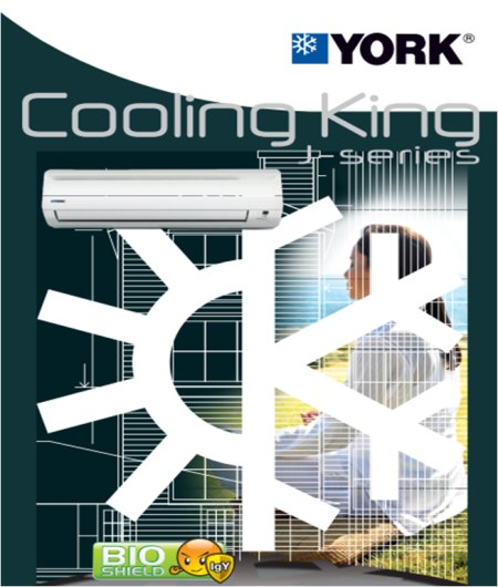 York J-series Cooling King