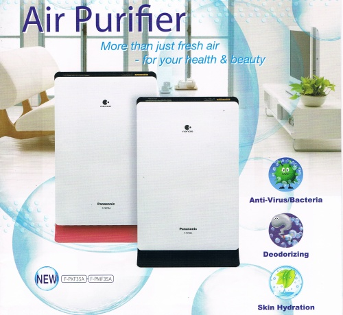 Panasonic Air Purifier Nanoe F-PMF35A