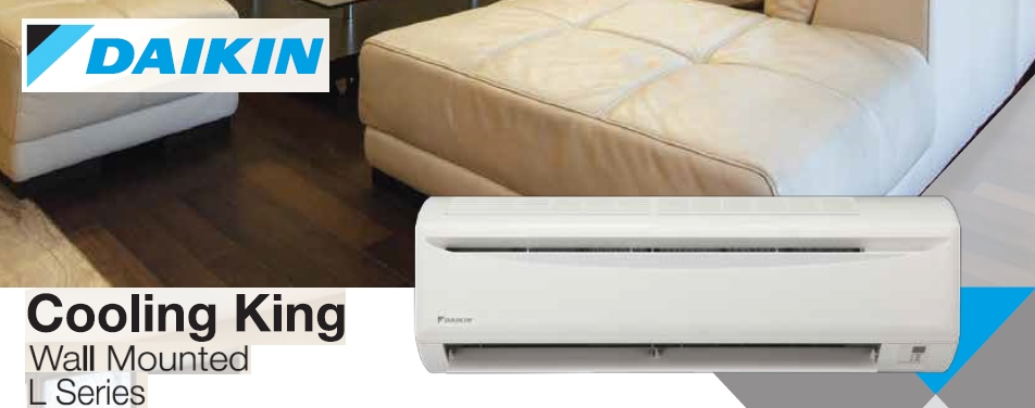 Daikin Cooling King FTL series